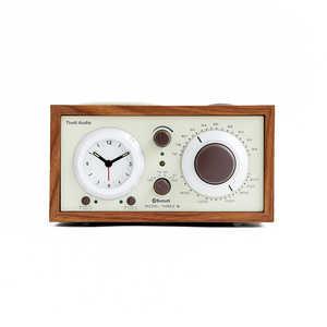 TIVOLIAUDIO Tivoli Audio ブルートゥーススピーカー Model Three BT Classic Walnut/Beige ウォールナット M3BT21773JP