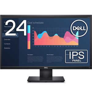 DELL デル Dell FHDモニター 24インチ /3年間無輝点交換24時間365日保証/IPS/スピーカー付/HDMI/高さ調整 E2420HSR