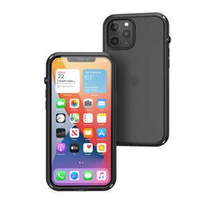 トリニティ カタリスト iPhone 12 Pro Max 衝撃吸収 Influence ブラック CTIPICIP20LBK