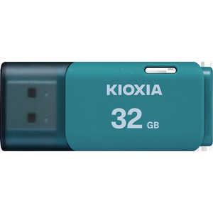 KIOXIA USBフラッシュメモリカード [32GB /USB2.0 /USB TypeA /キャップ式] KUC2A032GL