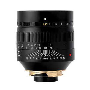 TTArtisan 50mm f/0.95 ASPH 製品画像