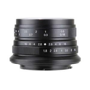 7artisans 25mm F1.8 25FXB ブラック [フジフイルム用] 製品画像