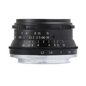 7artisans 35mm F1.2 3512FXB [フジフイルム用]