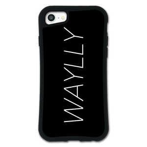 ケースオクロック iPhone6/6s/7/8 WAYLLY-MK セット ドレッサー ビッグロゴ MKMLSET678BL