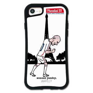 ケースオクロック iPhone6/6s/7/8 WAYLLY-MK × サッカージャンキー/ジェリー 【セット】 B MKSJJSET678B