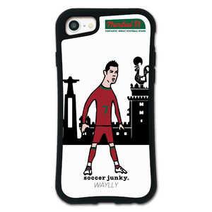ケースオクロック iPhone6/6s/7/8 WAYLLY-MK × サッカージャンキー/ジェリー 【セット】 C MKSJJSET678C