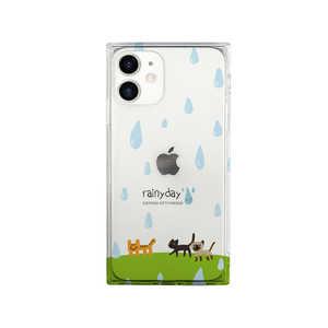ROA AKAN iPhone 12/12 Pro 6.1インチ対応 ソフトスクウェアケース nekodachi ネコダチ AK19203I12P