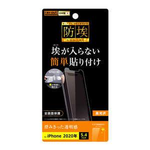 レイアウト iPhone 12 mini 5.4インチ対応 フィルム 指紋防止 光沢 RTP26FA1