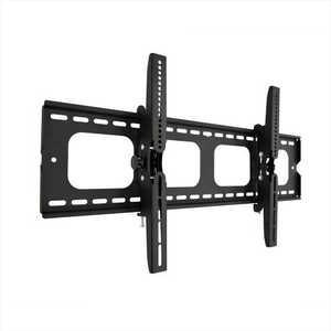 スタープラチナ テレビ壁掛け金具 55-102インチ対応 TVセッターチルトGP101 Lサイズ ブラック TVSTIGP101LB