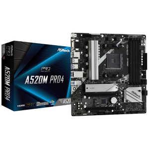 ASROCK マザーボード A520MPRO4