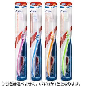 アース製薬 アクアフレッシュ(Aquafresh) 歯ブラシ かため 1本 アクアフレッシュハブラシ
