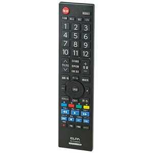ELPA テレビリモコン パナソニック・ビエラ専用 RCTV009PA