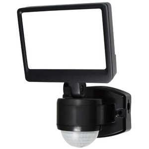 ELPA 屋外用LEDセンサーライト AC電源 1灯ワイド ESLSS421AC