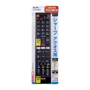 ELPA テレビリモコン シャープ用 RC-TV019SH シャープ用 RCTV019SH