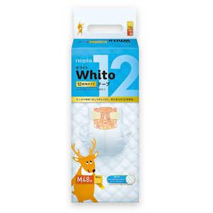ホワイト テープ 12時間用 Mサイズ 48枚