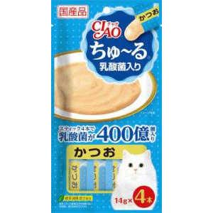 いなばペットフード キャットフード CIAO 「チャオ」 ちゅ~る 猫 チュールニュウサンカツオ