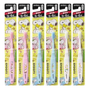 エビス スヌーピー 子ども用歯ブラシ(1本) 3~6才 コドモスヌピ36サイ1ホン
