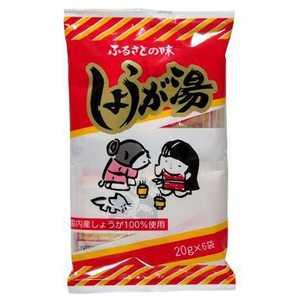 今岡製菓 しょうが湯(平袋) 120g(20g×6袋)
