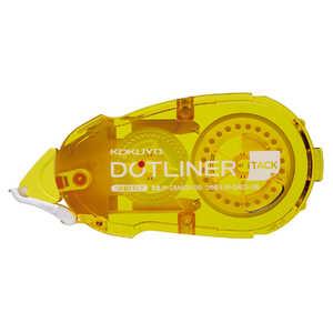 コクヨ テープのり「ドットライナー」(つめ替え用) タD40108