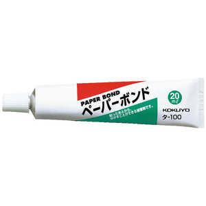 コクヨ [液体接着剤]ペーパーボンド タ-100 タ100N