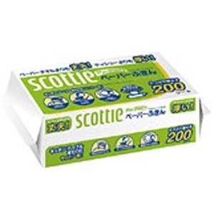 スコッティ ペーパーふきんサッとサッと 1パック 製品画像