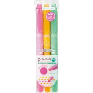 トンボ鉛筆 [水性サインペン]プレイカラードット GCE311B