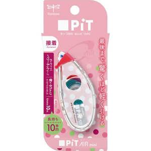 トンボ鉛筆 テープのりピットエアーミニG02ピンク ピンク PNEASG02