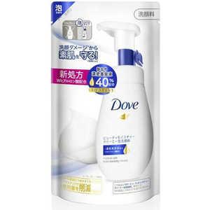 ダヴ ビューティモイスチャー クリーミー泡洗顔料 つめかえ 140ml