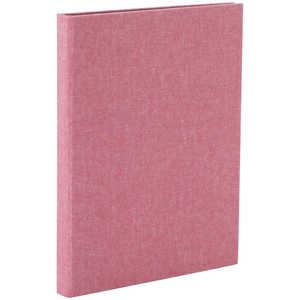 ナカバヤシ コット 黒台紙フォトアルバム L判横向き48枚 ピンク ピンク ACOPL480P