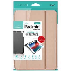 ナカバヤシ 「ケース」iPadmini2019用ハニカム衝撃吸収ケース ピンク ピンク TBCIPM1904P