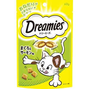 マースジャパンリミテッド ドリーミーズ まぐろ&サーモン味 60g 猫 DRE7マグロサーモン