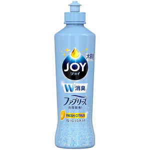 P &G ジョイコンパクトW消臭 フレッシュシトラス 大容量ボトル 300ml ジョイショウシュウFシトラスダイ