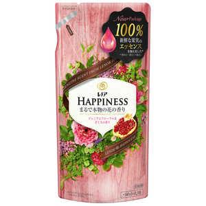 レノアハピネス ナチュラルフレグランス プレミアムフローラル&ざくろの香り 詰替用 400ml