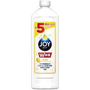 P &G 除菌ジョイコンパクト スパークリングレモンの香り 特大 700ml レモンジョイSL