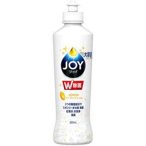 P &G 除菌ジョイコンパクト スパークリングレモンの香り 大容量ボトル 300ml レモンジョイダイB