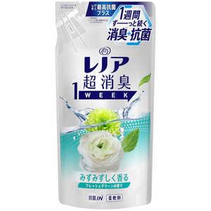 P &G Lenor(レノア)超消臭1week フレッシュグリーンの香り つめかえ用 400ml LNチョウFグリーンカエ