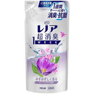 P &G Lenor(レノア)超消臭1week リラックスアロマの香り つめかえ用 400ml LNチョウRアロマカエ
