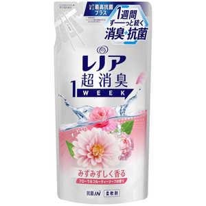 P &G Lenor(レノア)超消臭1week フローラルフルーティーソープの香り つめかえ用 400ml LNチョウFソープカエ