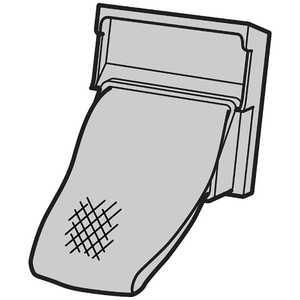 日立 糸くずフィルター NET-42N6 洗濯機・乾燥機
