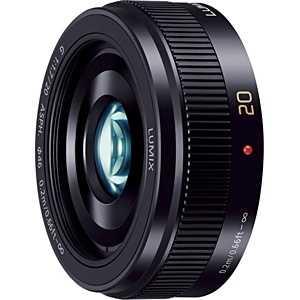 パナソニック Panasonic 交換レンズ「LUMIX G 20mm/F1.7 II ASPH.」 K HH020A