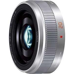パナソニック Panasonic LUMIX G 20mm/F1.7 II ASPH. HH020A