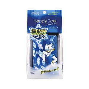 マンダム ハッピーデオ ボディシート 極氷冷アイスダウン シャープミント徳用 36枚 MDBシートアイスシャープミントトクヨ