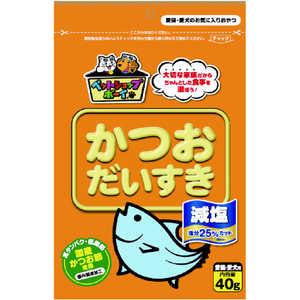 マルトモ 減塩かつおだいすき 40g 猫 ゲンエンカツオダイスキ40G