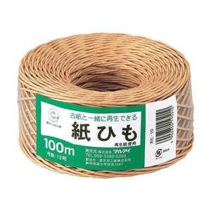 マルアイ 紙ひも カヒ10
