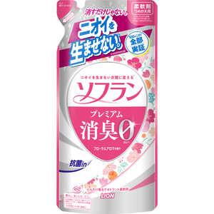 ソフラン プレミアム消臭 フローラルアロマの香り つめかえ用 420ml