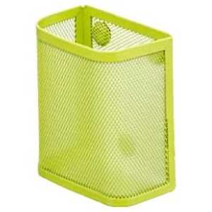 リヒトラブ マグネットポケット(ペンスタンド) 黄緑 A73906
