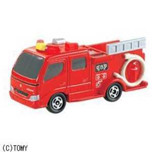 タカラトミー 041 モリタ CD-I型ポンプ消防車 トミカ車 No41モリタポンプショウボウシャ
