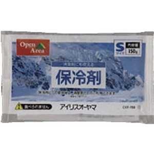 アイリスオーヤマ IRIS OHYAMA 保冷剤ソフト(Sサイズ) CKF150