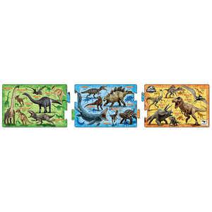 アポロ社 ステップパノラマパズル 24-151 ジュラシック・ワールド 恐竜大図鑑 24151JWキョウリュウズカ