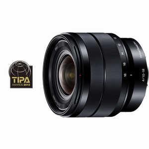 ソニー SONY デジタル一眼カメラα「Eマウント」用レンズ (E 10-18mm F4 OSS) SEL1018C